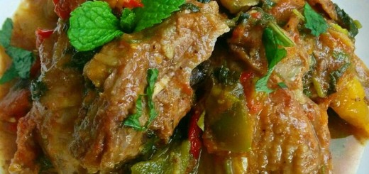 Kienyeji Chicken- kenyan style