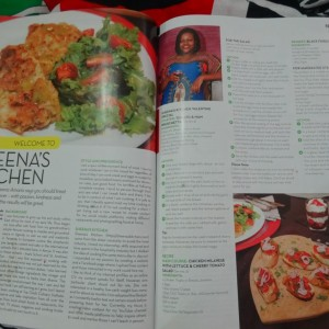 sheena womens health mag