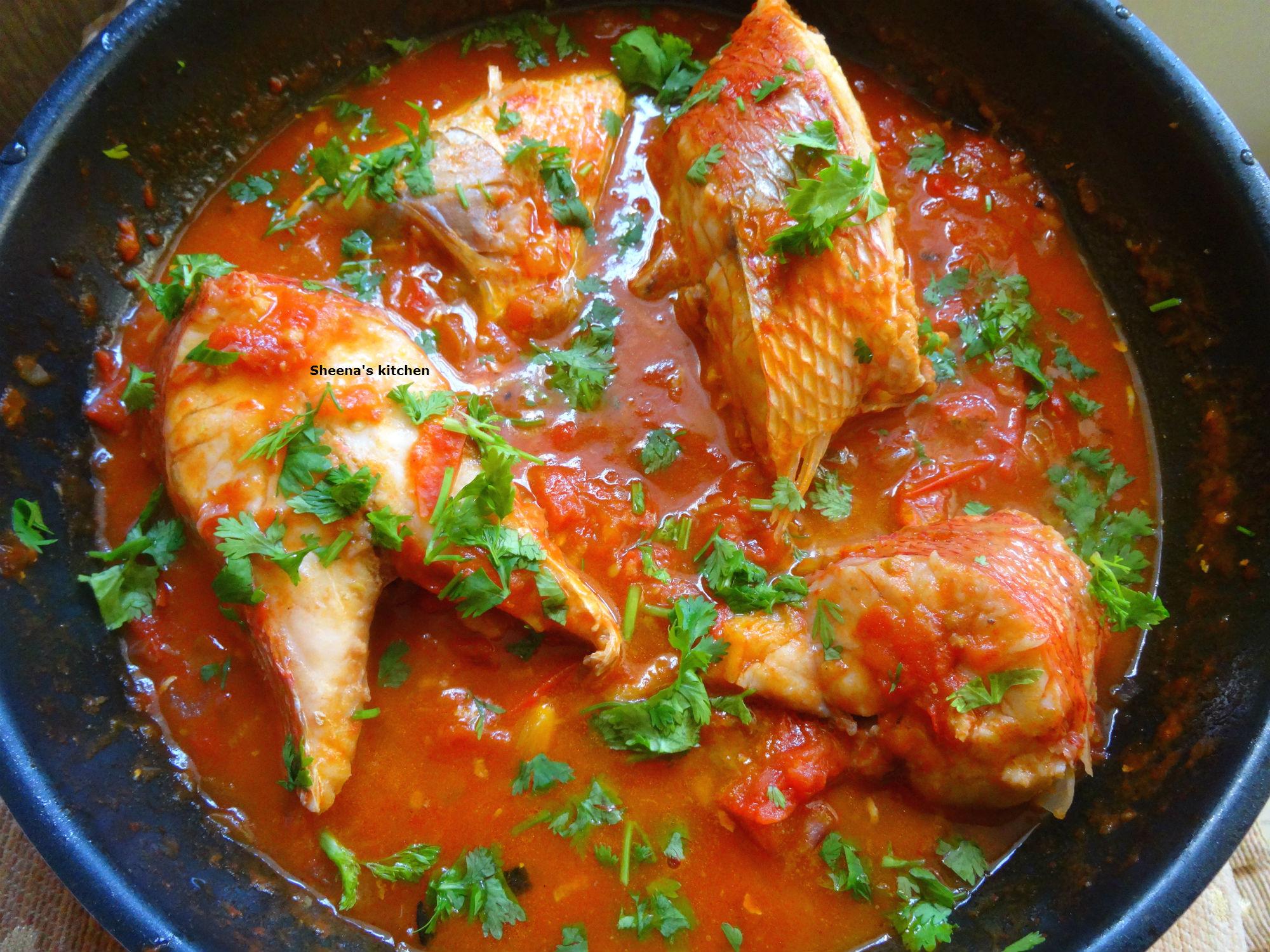Fish Stew_Kenyan Style