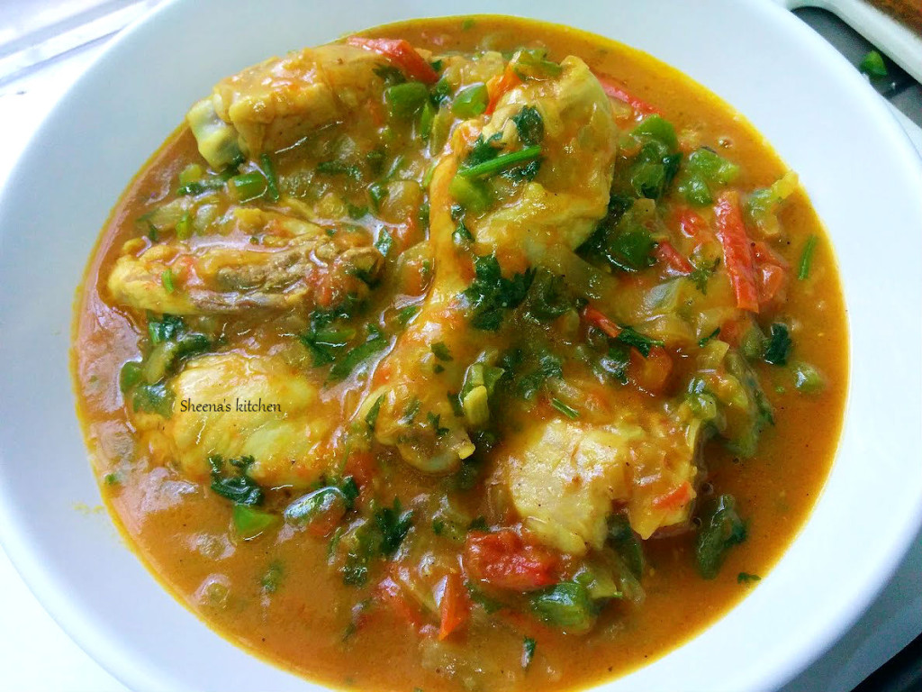 chicken stew-Kenyan-Cuisine