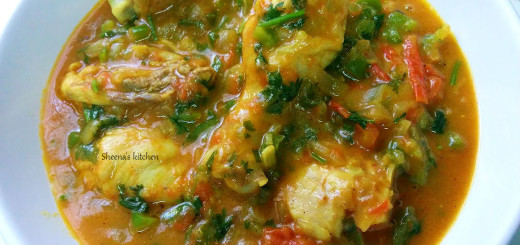 chicken stew-Kenyan Cuisine