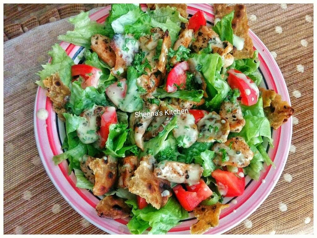 chicken salad- sheenas kitchen