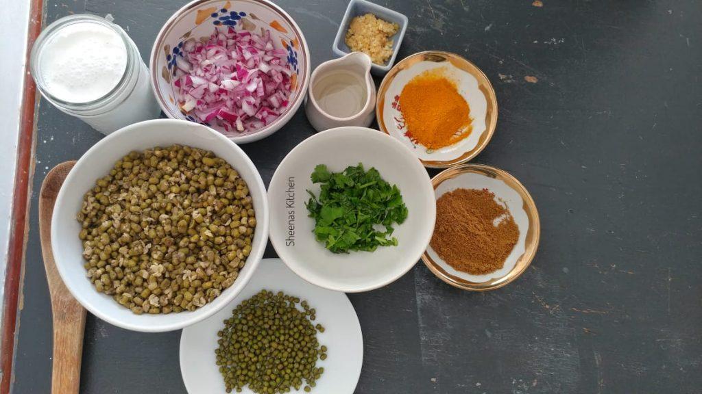 Coconut Ndengu Ingredients_Sheenas Kitchen