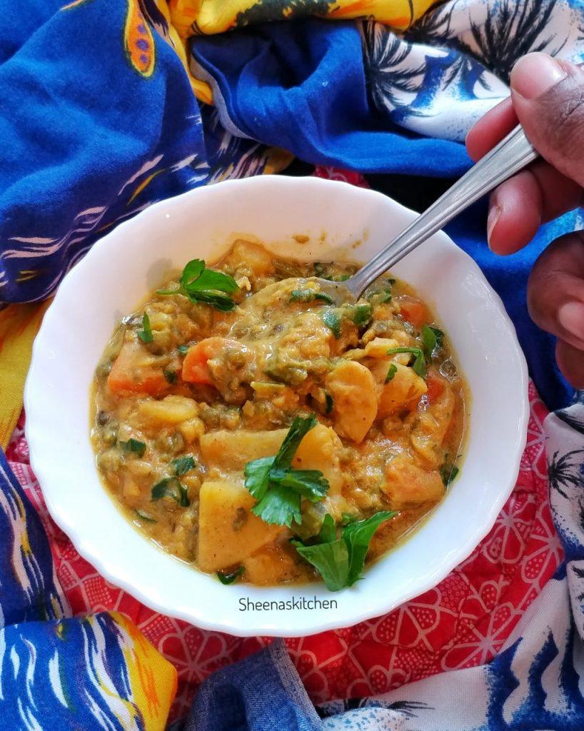 sweet potato ndengu stew _ sheenas kitchen
